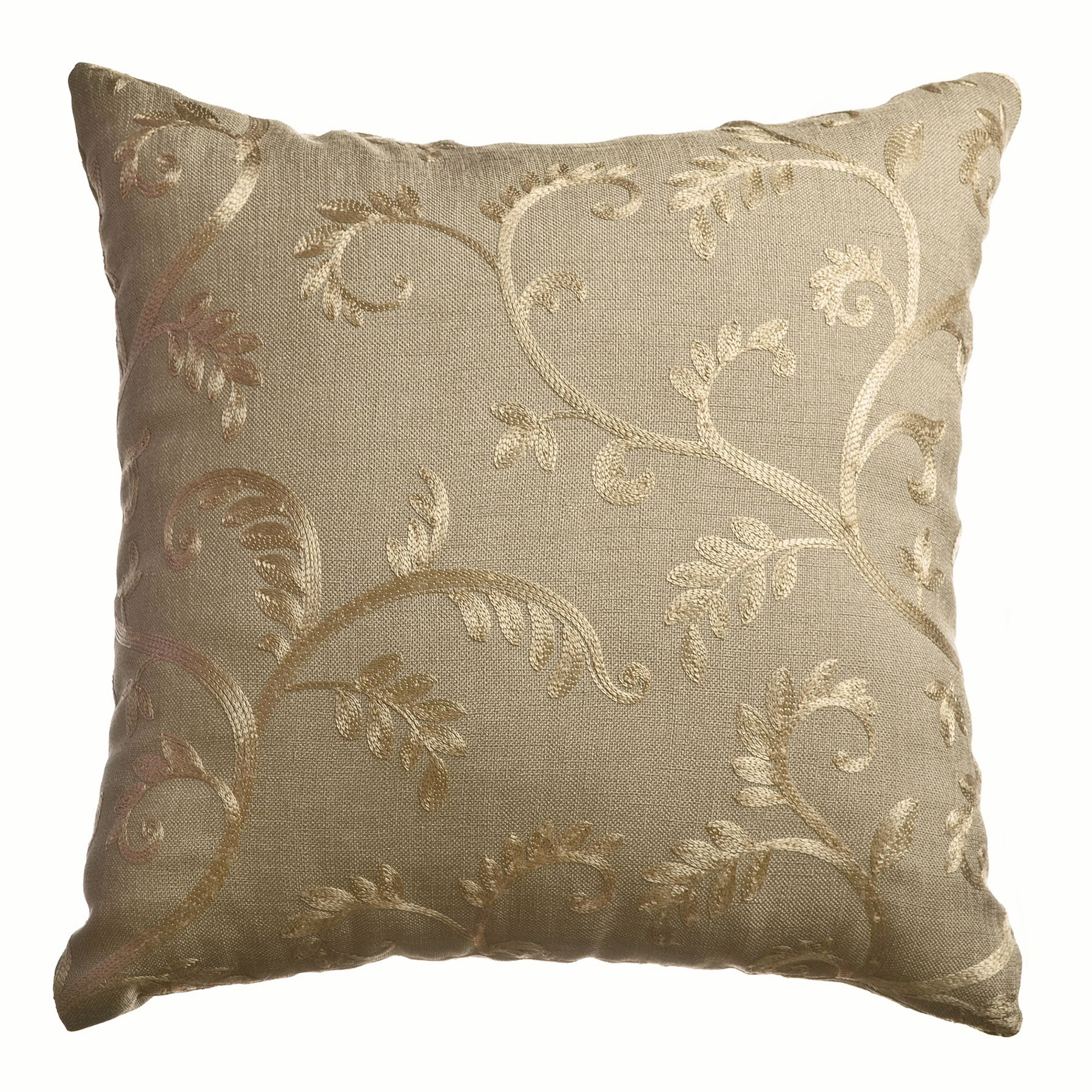 Decorative Pillows Kmart : Softline Home Fashions, Inc Margot Sage 18x18 Decorative Pillow
