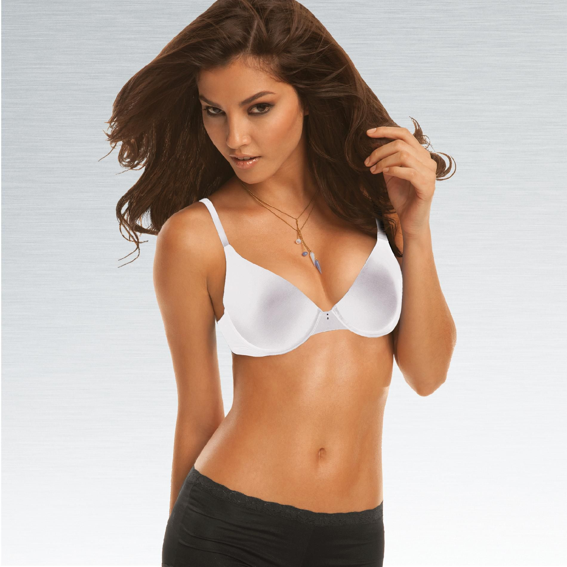 Inspirations Women's Bra Demi 06572 at Kmart.com
