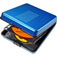 Atlantic 24-CD Classic Steel Case - Blue at Kmart.com