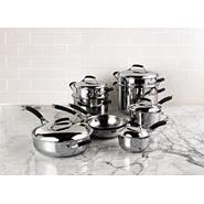 Kenmore 14Pc Stainless Steel Cookware Set at Sears.com