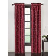 "The Great Find 63"" Embossed Wave Window Panel at Kmart.com"