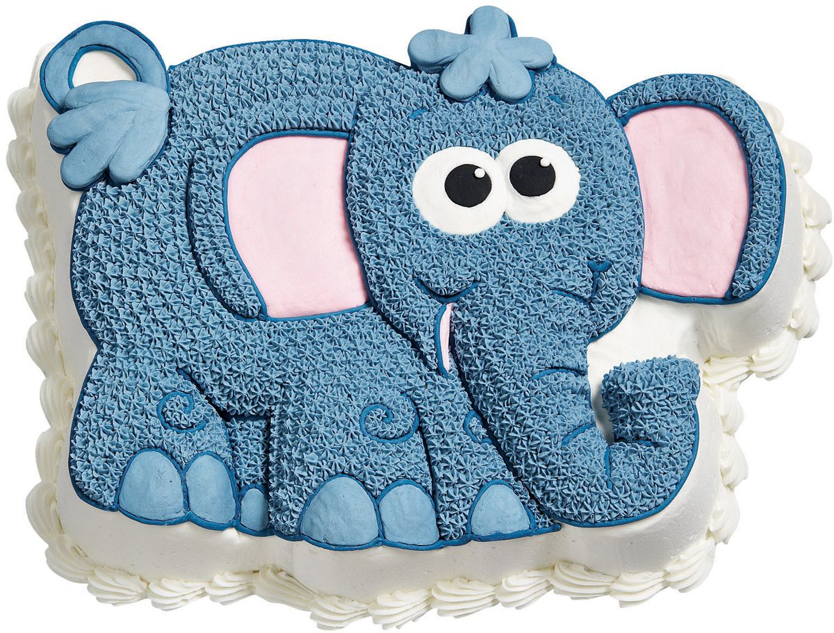 Wilton  Novelty Cake Pan-Elephant