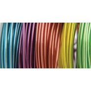 Plastic Coated Fun Wire Value Pack 9 Foot Coils-22 Gauge Translucent 5/Pkg at Kmart.com