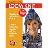 Boye Book-I Taught Myself To Loom Knit at Kmart.com