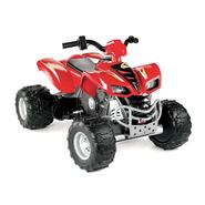 Power Wheels Kawasaki KFX RED at Sears.com