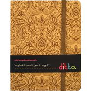 Ditto Mini Scrapbook Journal 2/Pkg-Neutral at Kmart.com