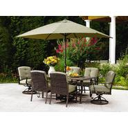 La-Z-Boy Outdoor Peyton 7 Pc. Dining Set at Kmart.com
