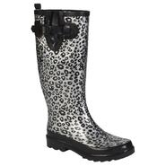 Personal Identity Women's Rain Boot - Leo - Black at Kmart.com