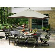 La-Z-Boy Outdoor Aubree 10pc Dining Set Bundle at Sears.com