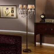 Oxford Creek Mini Bell Crystal Floor Lamp at Sears.com
