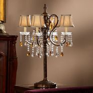 Oxford Creek Mini Bell Crystal Table Lamp at Sears.com