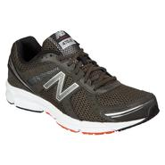 New Balance Men's 470 Running Athletic Shoe Wide Width - Grey/Orange at Sears.com