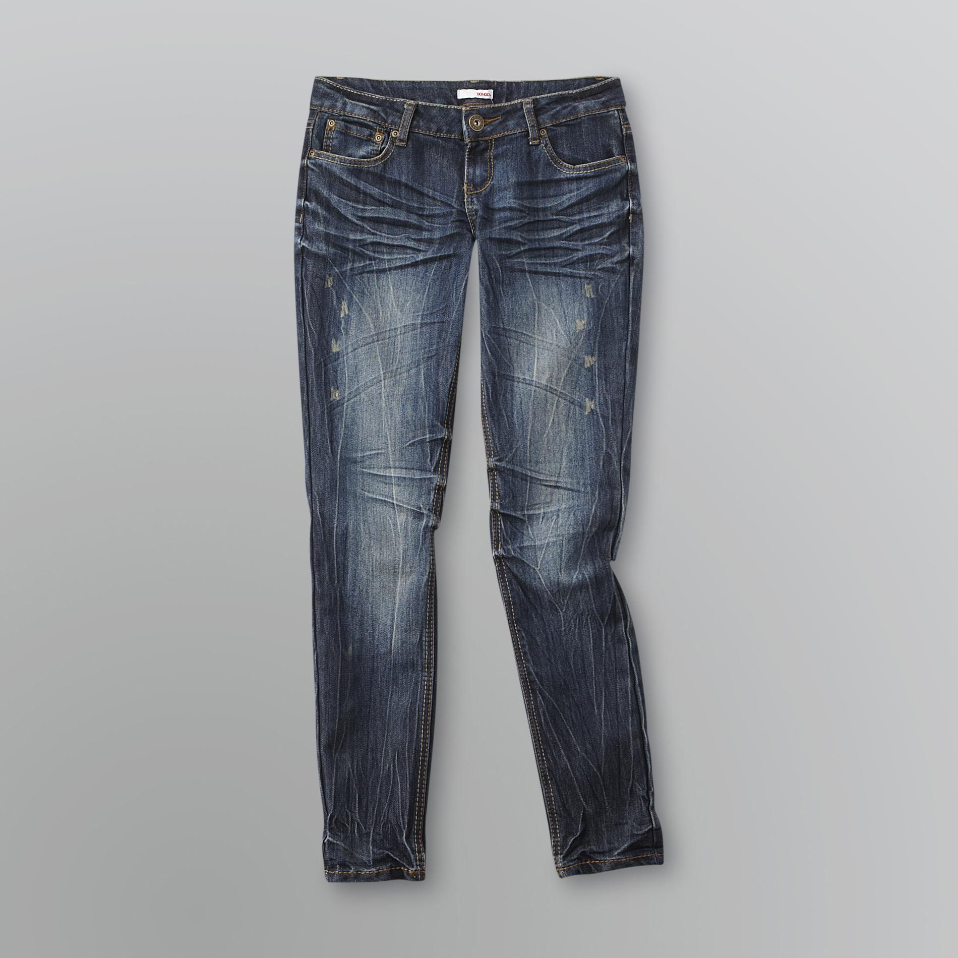 Bongo Junior's Distressed Denim Skinny Jeans at Sears.com