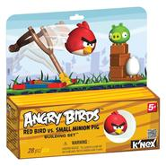 K'Nex Angry Birds™ Red Bird vs. Small Minion Pig Building Set at Sears.com
