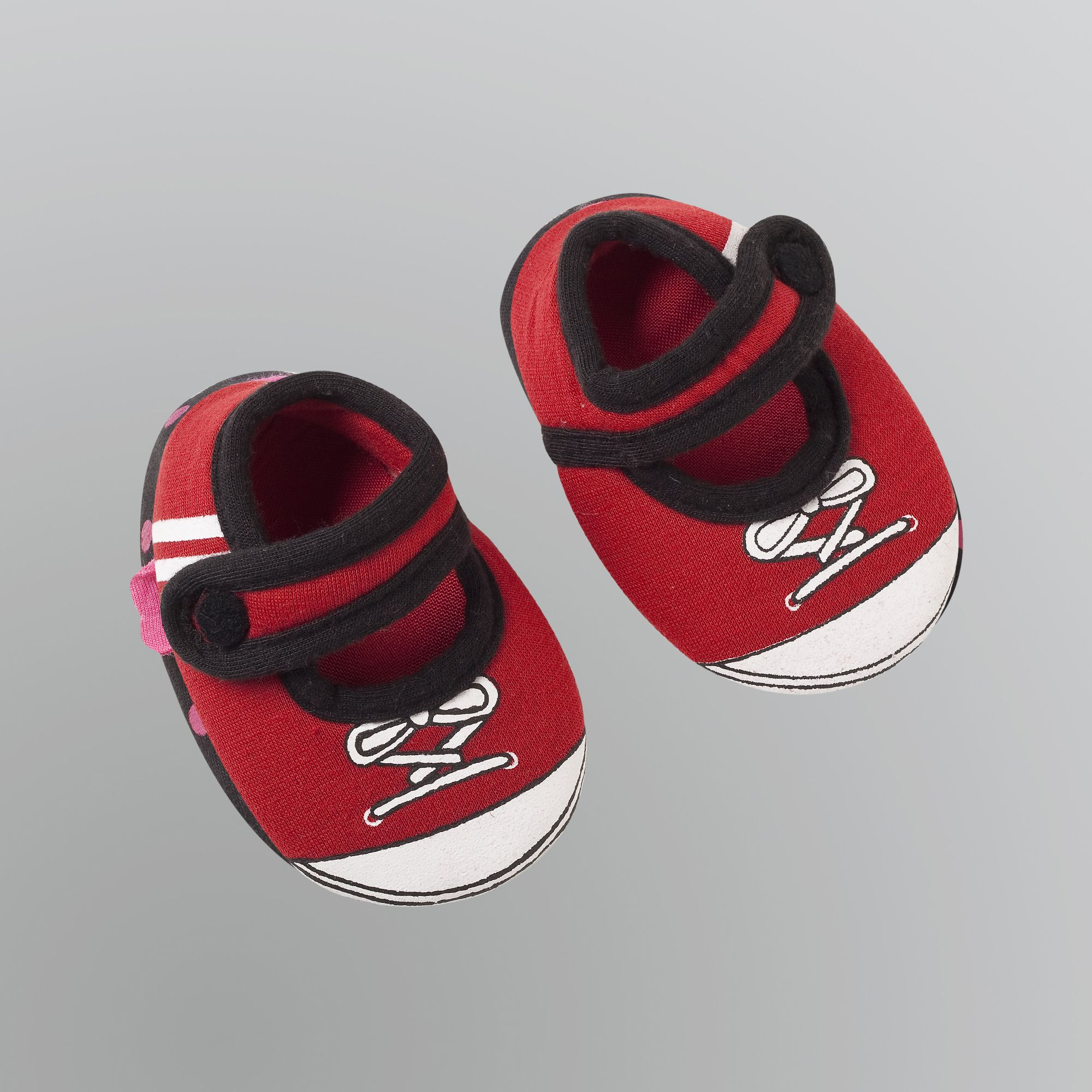 WonderKids  Boy's Infant Socks Red