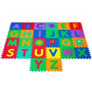 Trademark Foam Floor Alphabet Puzzles Mat For Kids at Kmart.com