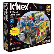 K'NEX CLASSICS 4 WHEEL DRIVE TRUCK at Sears.com