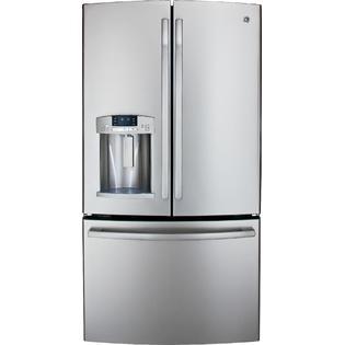 GE 26.7 cu. ft. French Door Refrigerator - Stainless Steel