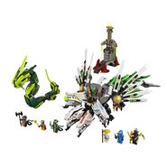LEGO Ninjago Epic Dragon Battle at Kmart.com