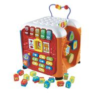 Alphabet Activity Cube at Kmart.com
