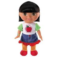 Fisher-Price Dora Spin and Sparkle Red Crystal Doll at Kmart.com