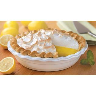 "Haeger NaturalStone Deep Dish Pie 9""x2"""