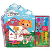 MGA Entertainment Lalaloopsy™ Drawing Portfolio Set at Kmart.com