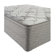 Sealy Tambour Select Plush Euro Pillowtop Twin Mattress Only at Sears.com