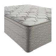 Sealy Tambour Select Plush Euro Pillowtop King Mattress Set at Sears.com