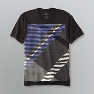 Ink Inc. Young Men's Edgy Striped T-Shirt at Sears.com