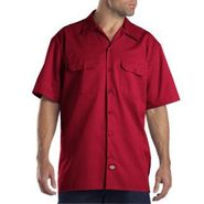Dickies Men's Big and Tall Short Sleeve Work Shirt 1574 at Sears.com