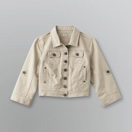 Highway Jeans Junior's Cropped Twill Jacket at Sears.com