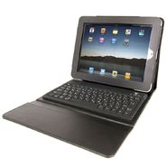 Michley Tivax 2 in 1 Genuine iPad Leather Carry Case and Bluetooth Wireless Keyboard at Kmart.com