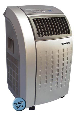 TechniTrend 12,000 BTU Portable Air Conditioner