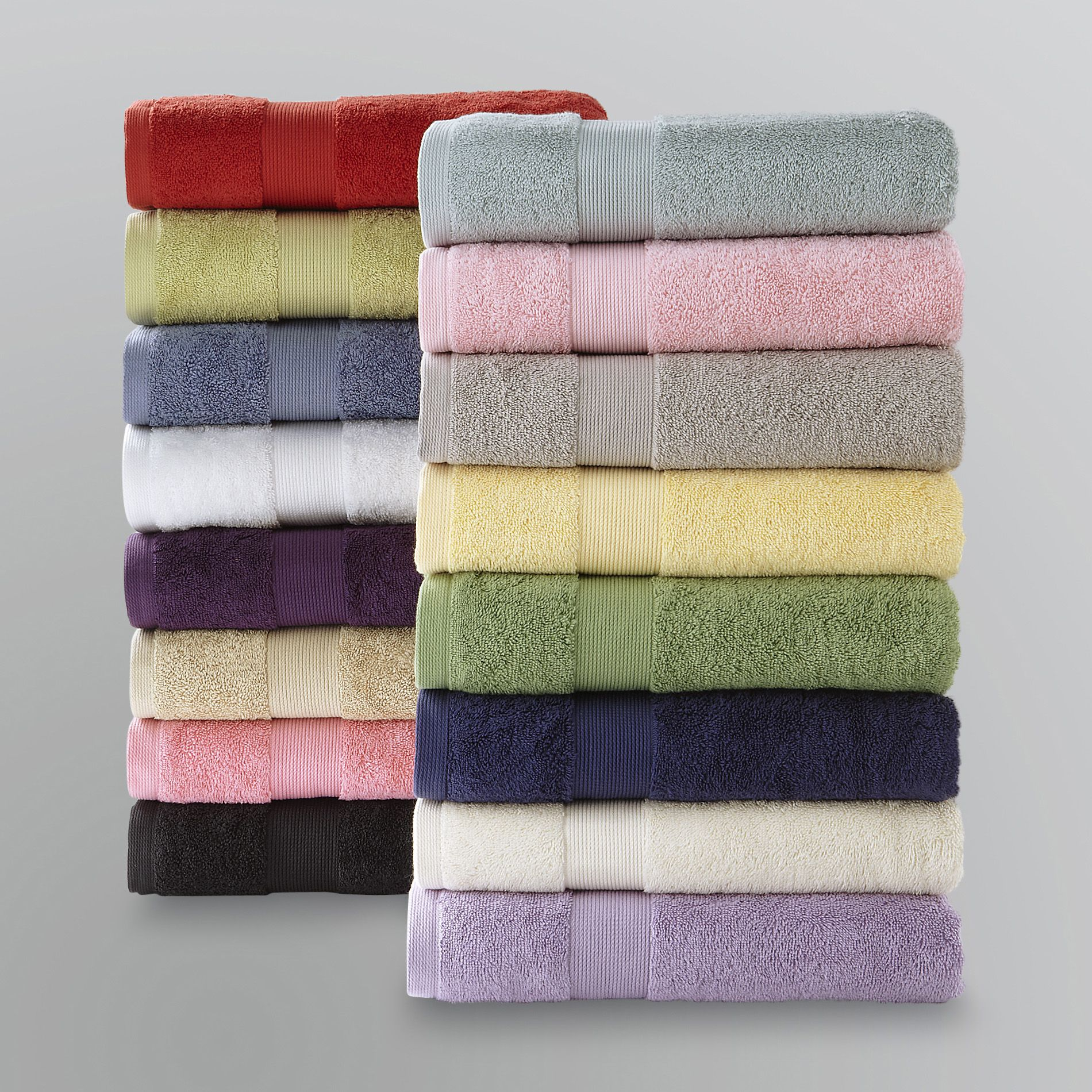 Cannon  Bleach Friendly Bath Towels