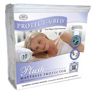 "Protect-A-Bed PLUSH VELOUR Allergy/Waterproof Mattress Protector FULL XL 54""x80""x14"" at Kmart.com"