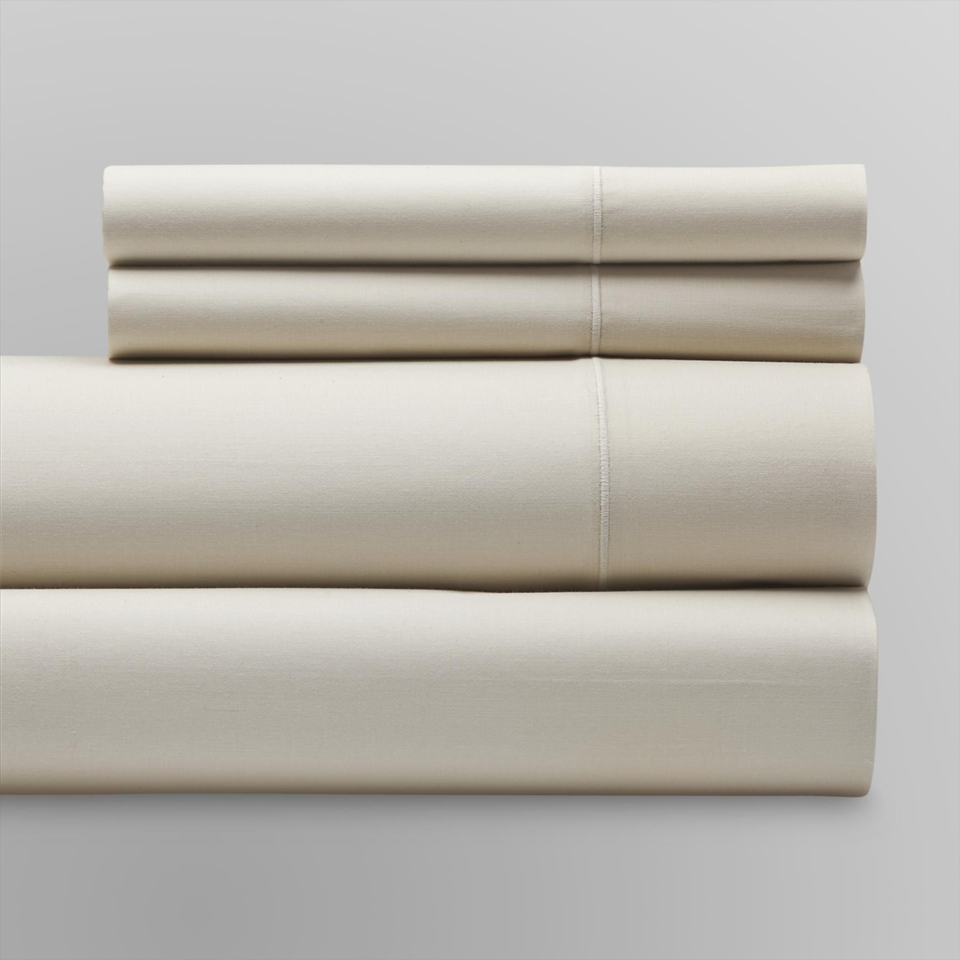 Flexi-Fit Sheet Set - 400 Thread Count White