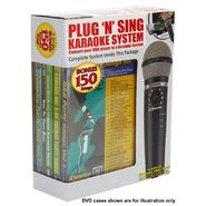 Emerson Plug N Play Karaoke Microphone System With 150 Songs On DVD at Kmart.com