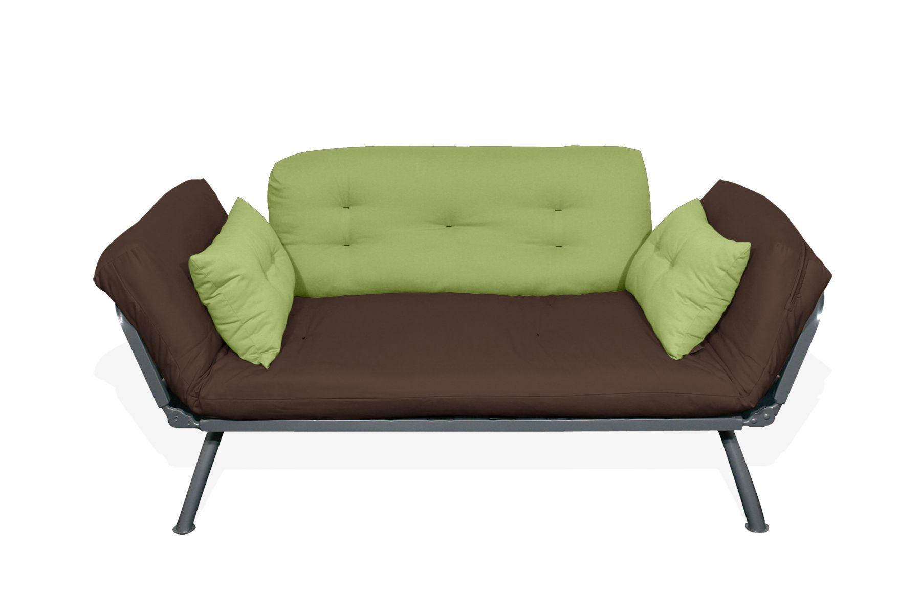 American Furniture Alliance Mali Flex Futon Combo Palm Plank