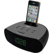 Jensen iPod/iPhone Docking Clock Radio with Dual Alarm at Sears.com