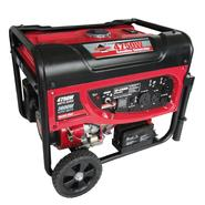 Smarter Tools 4750-Watt, RV Ready, Portable Generator with Electric Start, Battery, and No-Flat Wheels. EPA and CARB Approved. at Sears.com