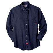 Dickies Long Sleeve Denim Work Shirt at Sears.com