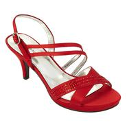 Metaphor Women's Victoria Dress Shoe - Red at Kmart.com