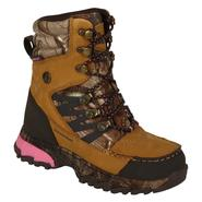 Bushnell Women's Xlander Waterproof Hunting Boot - Realtree AP Camo at Kmart.com