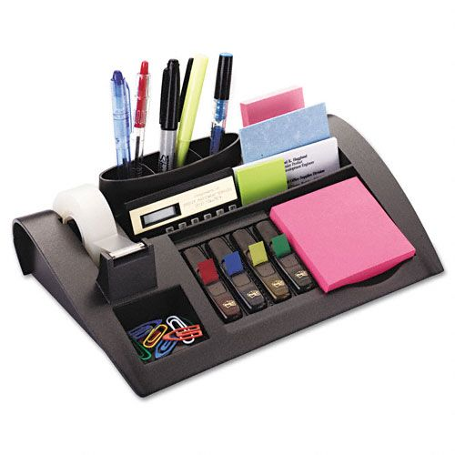 Post-it Weighted Base Desktop Organizer