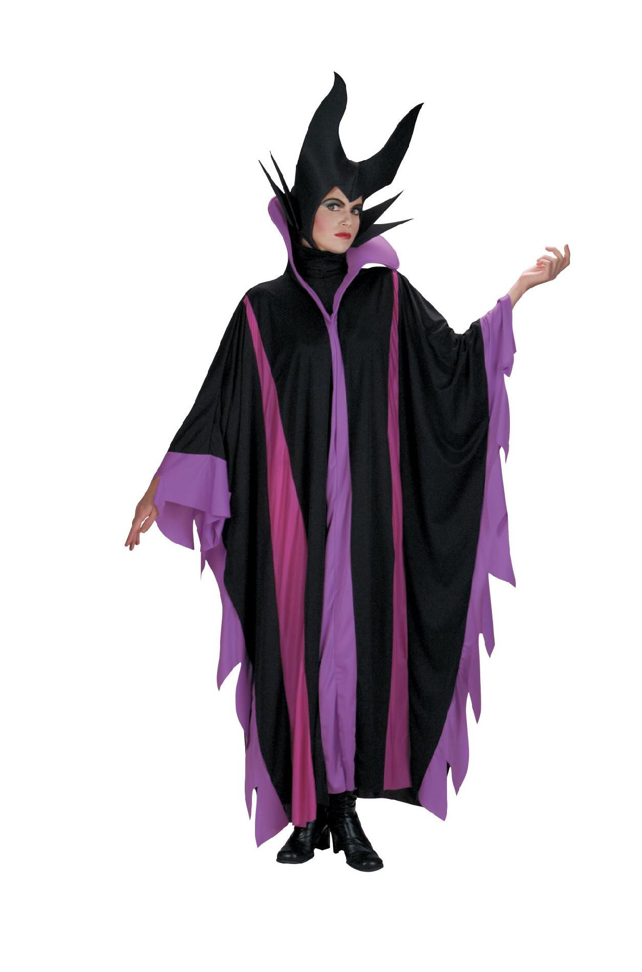 Maleficent Adult Deluxe Women's Halloween Costume