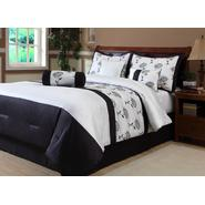 Central Park Darcy - 7 Piece Comforter Set at Sears.com