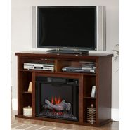 Harwinton Entertainment Stand Fireplace at Kmart.com