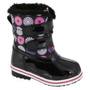 Athletech Toddler Girl's Azura 2 Winter Boot - Multi at Kmart.com