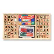 Melissa & Doug Alphabet Stamp Set at Sears.com